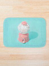 Candy Machine - Sweet Pastels Bath Mat