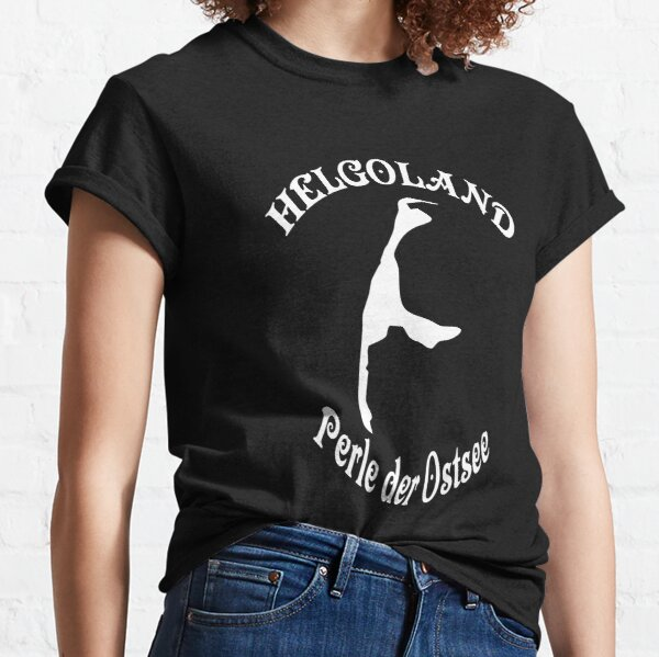 Heligoland / Sylt - Pearl of the Baltic Sea Classic T-Shirt