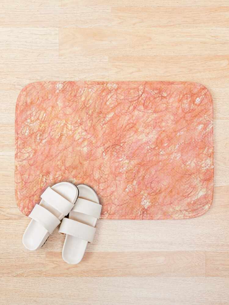 Alternate view of Watercolour Bath Mat