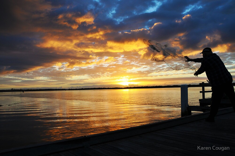 Catching  the Sun by Karen Cougan
