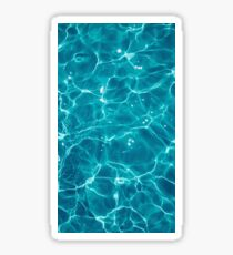 Water - Elements Glossy Sticker