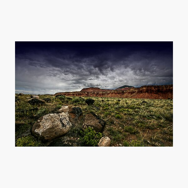 Before the Monsoon Photographic Print