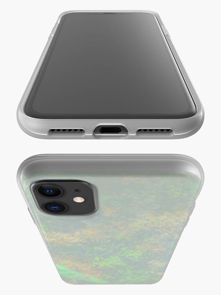 Alternate view of Light Opal iPhone Case & Cover