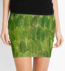 Leaves - Nature Mini Skirt