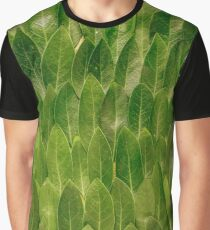 Leaves - Nature Graphic T-Shirt