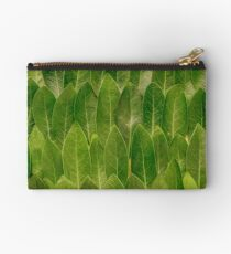 Leaves - Nature Zipper Pouch