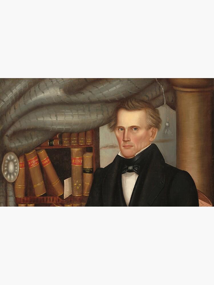 Vermont Lawyer Oil Painting by Horace Bundy by podartist