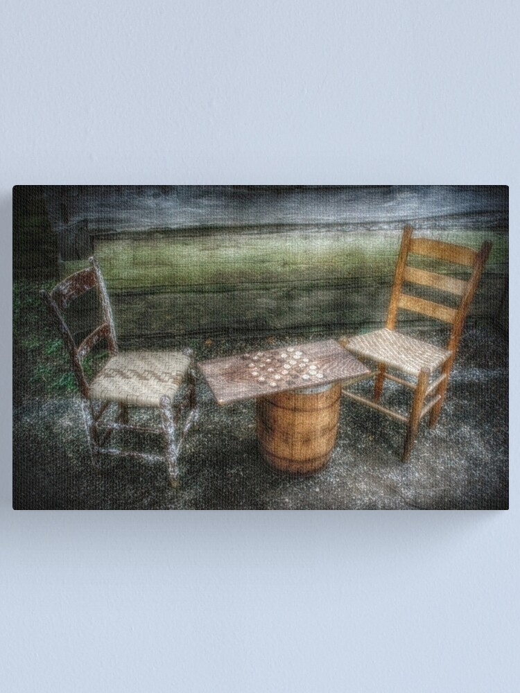 Alternate view of Long Gone Canvas Print
