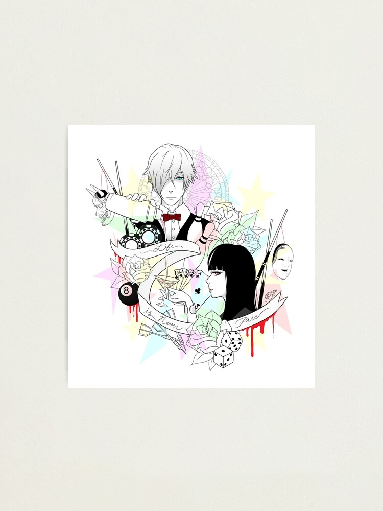 Alternate view of Death Parade Photographic Print