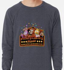 Fünf Nächte in Freddys Freddy Fazbears Pizza FNAF Logo Leichtes Sweatshirt