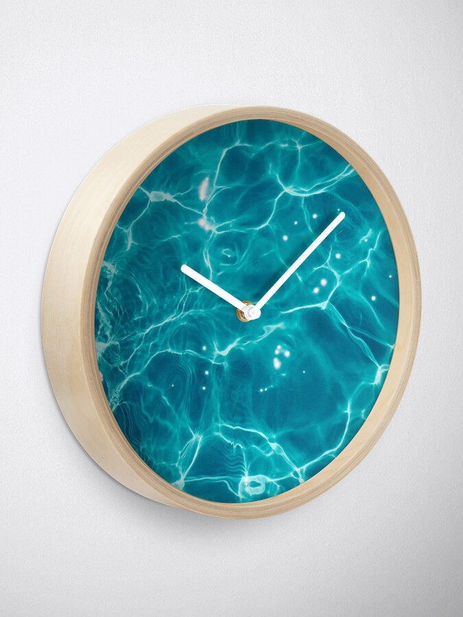 Alternate view of Water - Elements Clock