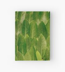 Leaves - Nature Hardcover Journal