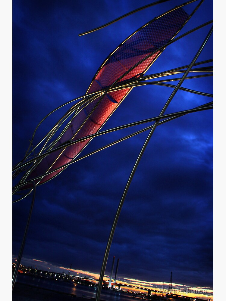 Red sails in the sunset by Rivergirl