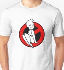 GB-Girl PinUp 1 v2 (Red) Slim Fit T-Shirt