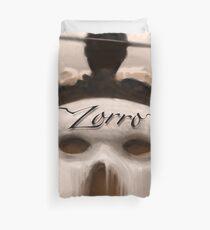 Zorro Duvet Cover