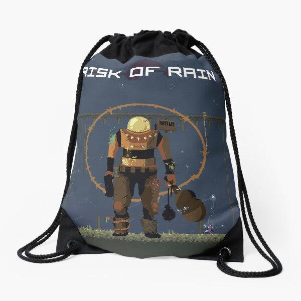 Risk of Rain Drawstring Bag