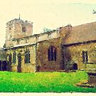 St Marys, Clifton-Upon-Dunsmore, Rugby by bywhacky