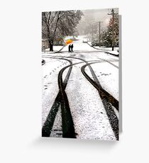 Ash Street Greeting Card
