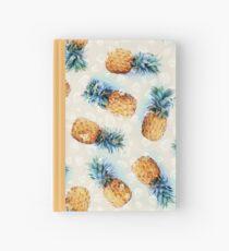 Ananas + Kristalle Notizbuch