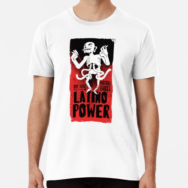 Latino power, our roots Premium T-Shirt