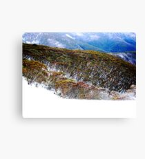 Hotham Heights Canvas Print