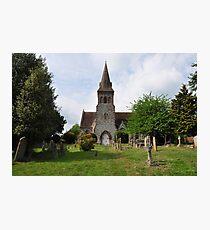 St.Marys - Compton Abbas - UK Photographic Print