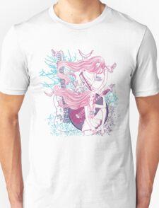 Music, Love, Peace (Color) Unisex T-Shirt