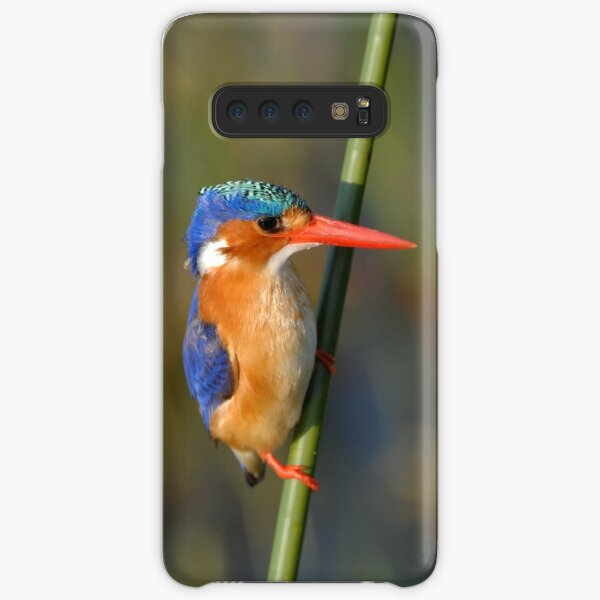Malachite Kingfisher Samsung Galaxy Snap Case