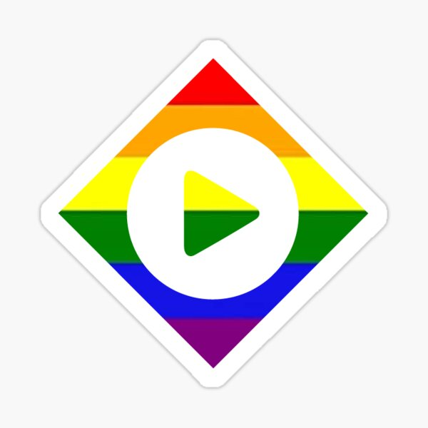 Streamfleet unterstützt Stolz Sticker