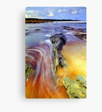 """Beached"" Canvas Print"