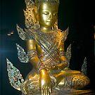 Thailand, Golden Icon. by johnrf