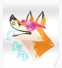 Cool Trash Poster