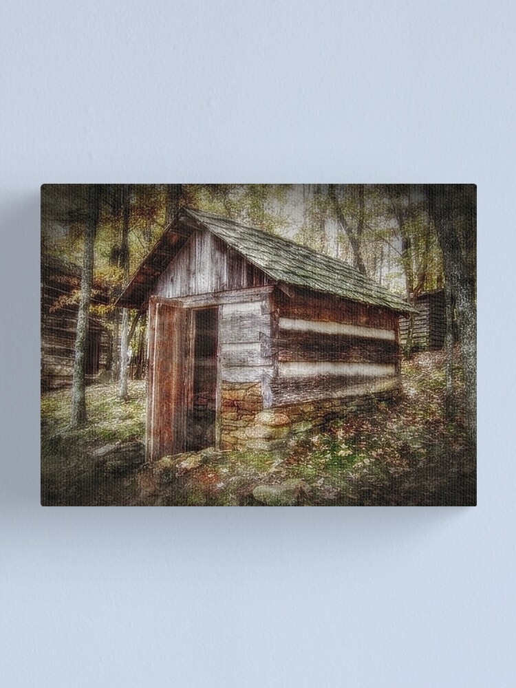 Alternate view of The Root Cellar Canvas Print