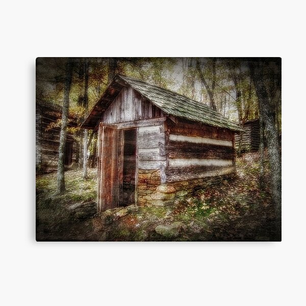 The Root Cellar Canvas Print