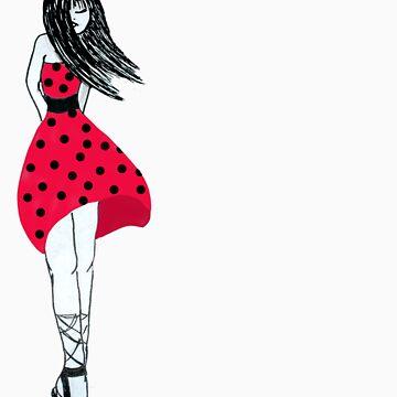 Polka dots by Naomi27