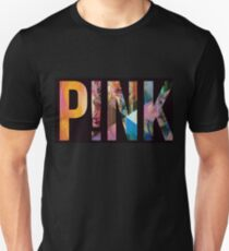 P! Nk Pink tut weh 2b Mensch Slim Fit T-Shirt