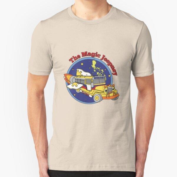 The Magic Jeepney Slim Fit T-Shirt