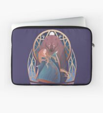 The Bear & The Maiden Fair Laptop Sleeve