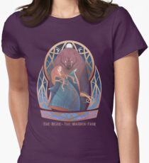 The Bear & The Maiden Fair Fitted T-Shirt