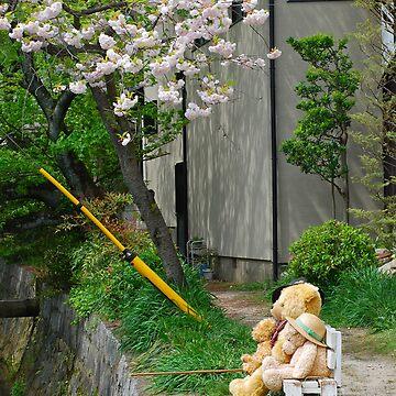 Teddy Bears go Fishing by Caprice