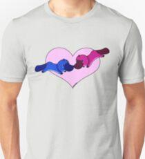Love platypuses Unisex T-Shirt