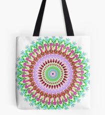 Full bloom Mandala Tote Bag