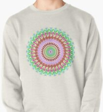 Full bloom Mandala Pullover Sweatshirt