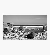 Infra Red Sea Photographic Print