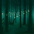 Magic Forest Path by Sybille Sterk