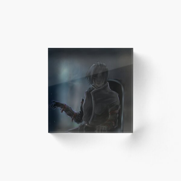 Shira Amber Bloc acrylique