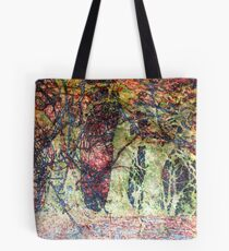Tree Spirits Tote Bag