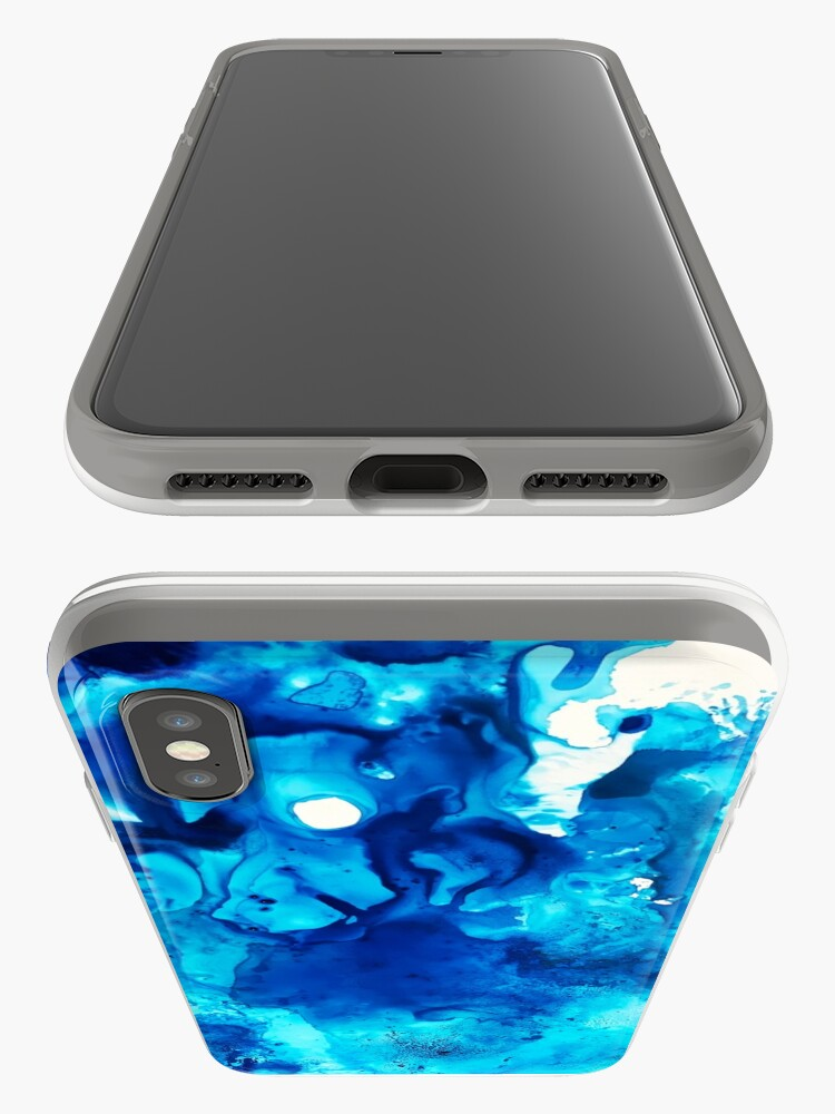 Alternate view of Summer Sea iPhone Case