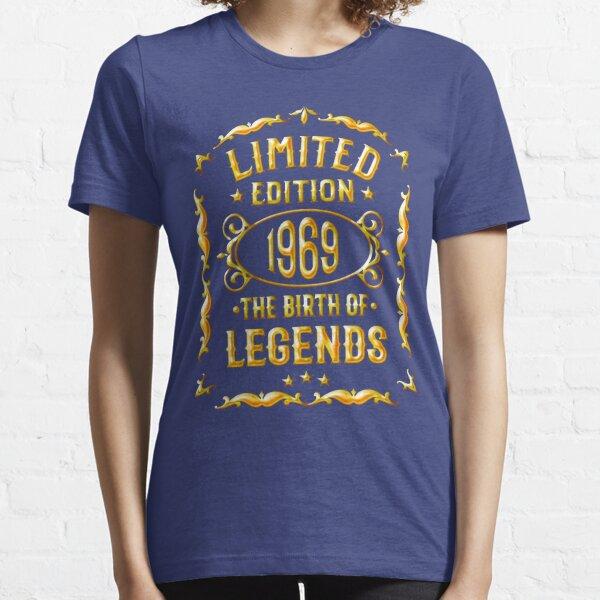 50th Birthday Born 1969 - Legends T-Shirt Essential T-Shirt