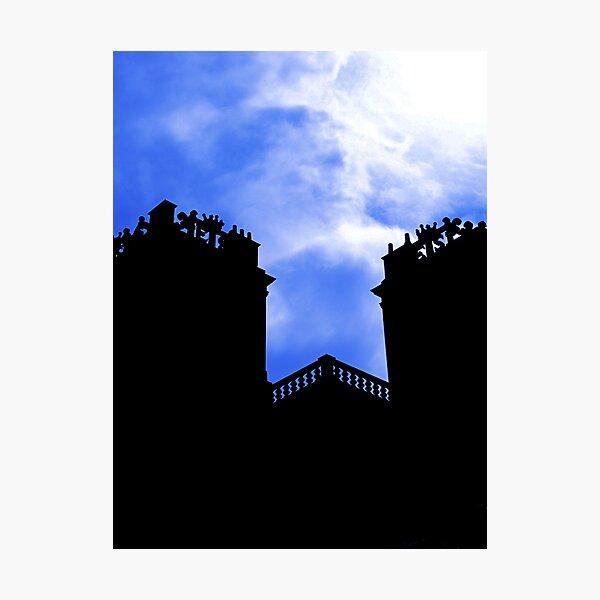 Hardwick Hall, Derbyshire Photographic Print